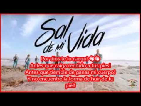 La Original Banda El Limón 👉 Sal De Mi Vida 👉 (LETRA)