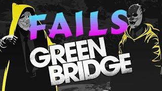 Payday 2 - Green Bridge SpeedRun (Fails)