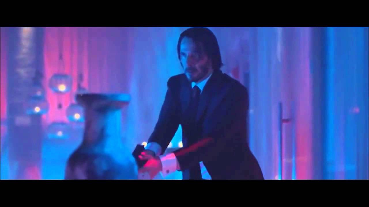 John Wick Club Scene (No Original Sound) Toronto Song Remix