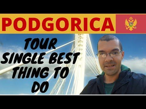 Podgorica Montenegro | Travel tips | Local Tour