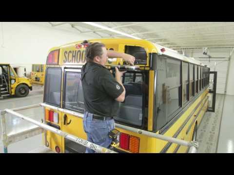 Service & Repair: Changing Warning Lights - Thomas Built Buses