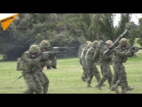Japan: Amphibious Fighting Force to Defend East China Sea Islets