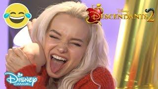 Descendants 2   Dove Cameron & Thomas Doherty Live Stream Highlights
