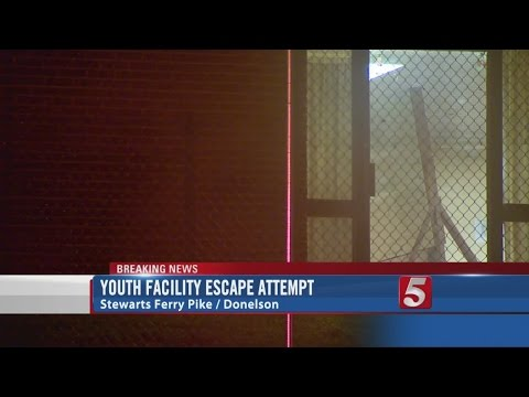 Girls Attempt Escape From Metro Youth Facility