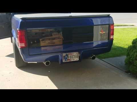 1995 Dodge Dakota Sport 5.2 Exhaust