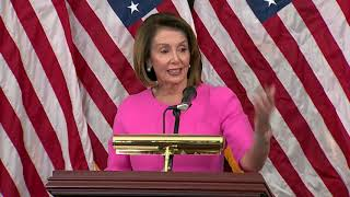 House Minority Leader Nancy Pelosi (D-CA) holds post election news conference