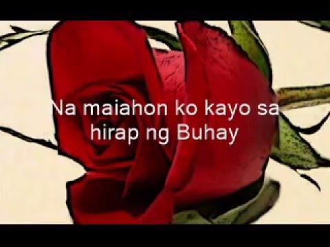 Awit ng Pag asa ( Buhay Abroad ) - Jhun Bongabong
