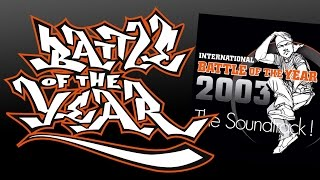 Felix Wenzel - Latenight Drive (Battle Of The Year 2003 - The Soundtrack) BOTY