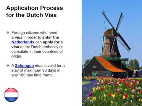 How to Apply for a Visa for Netherlands