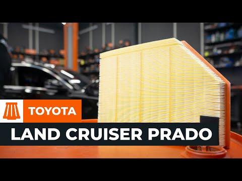 Comment Remplacer Des Filtre 224 Air Sur Une Toyota Land