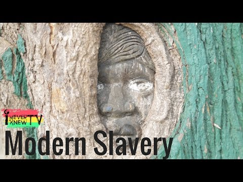 Tourism: Jamaica's Booming Modern Slave Industry