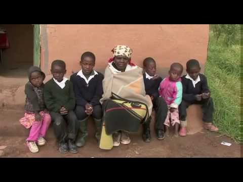 Lesotho cash grants aid the most vulnerable children