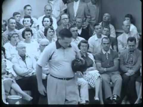 Championship Bowling: Dick Hoover vs. Harry Smith