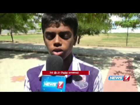 TN SSLC results 2016 : State third rank holders speaks out | News7 Tamil
