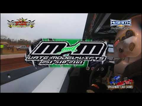 #18X Michael Page - Crate - ICE BOWL 2018 - Talledega Short Track - In Car Camera