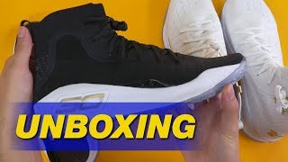 """Under Armour Curry 4 """"More Rings"""" Pack 