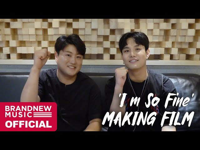 칸토 (KANTO) 'I'm So Fine (Feat. 김호중)' MAKING FILM [ENG SUB]