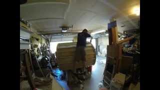 Denizen Teardrop Trailer Build — Headboard, Insulation, And Ceiling
