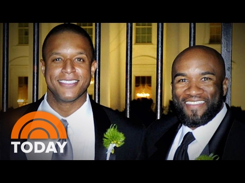 War On Cancer: Craig Melvin Shares His Brother's Colon Cancer Battle | TODAY