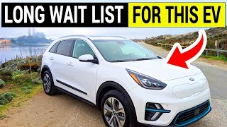 The Wait List for Kia e-Niro in Europe is Huge | 2019 Kia Niro EV