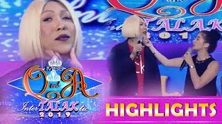 It's Showtime Miss Q & A: Anne praises Vice Ganda