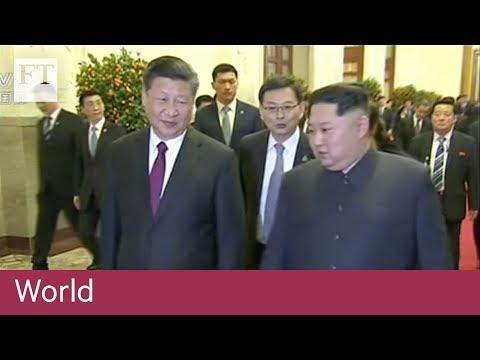 Kim Jong Un confirms talks with US and S Korea