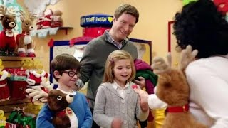 Toy Commercial 2014 - Build-a-bear Workshop - Santa's Reindeer - The Best Fun You'll Ever Make