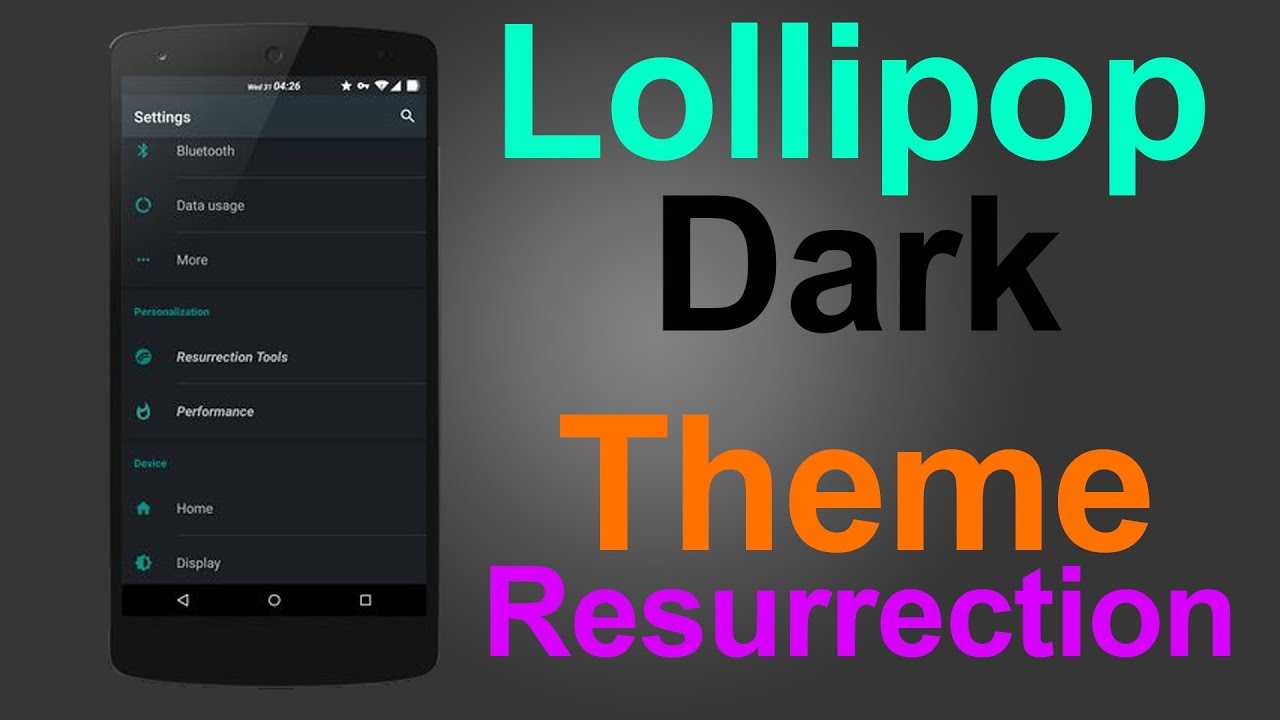 ... Lollipop v5.2.7 Android 5.0.2 L Galaxy S4 GT-I9505 - YouTube