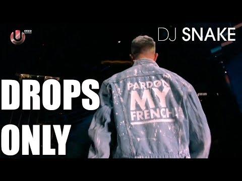 Dj Snake - Drops Only @ Ultra Music Festival 2018