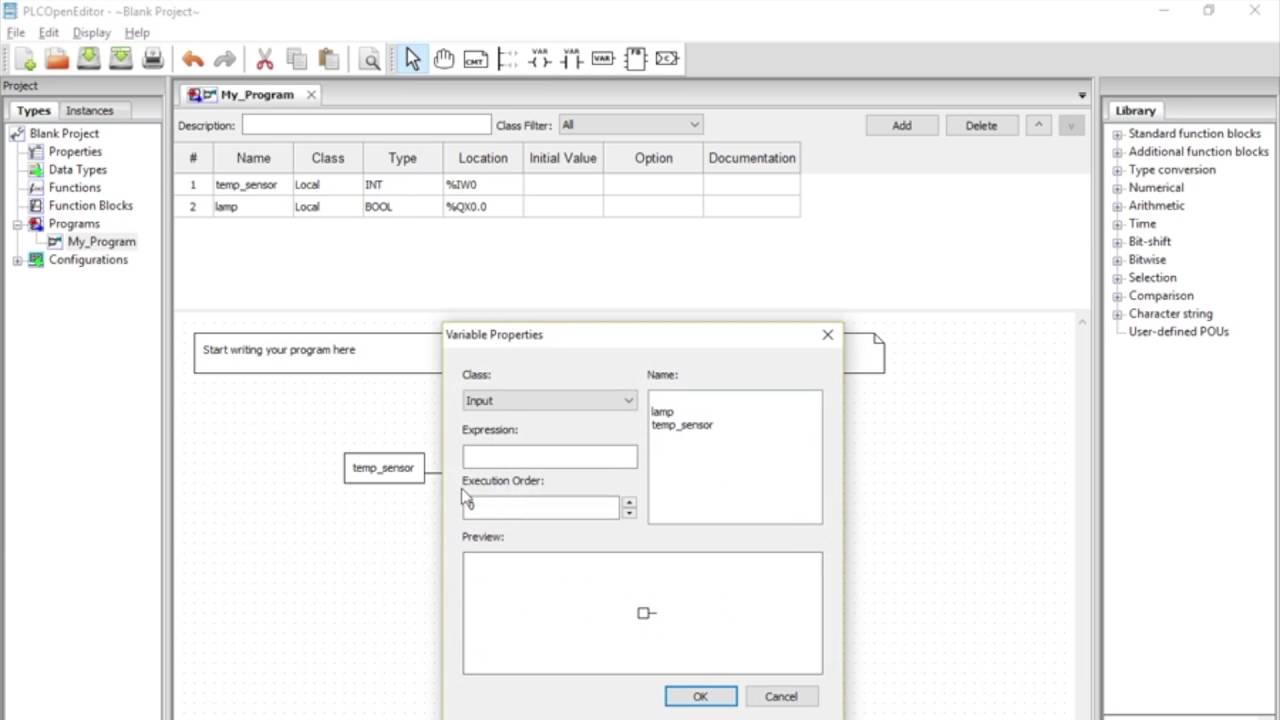 Plc Open Editor - OpenPLC Forum