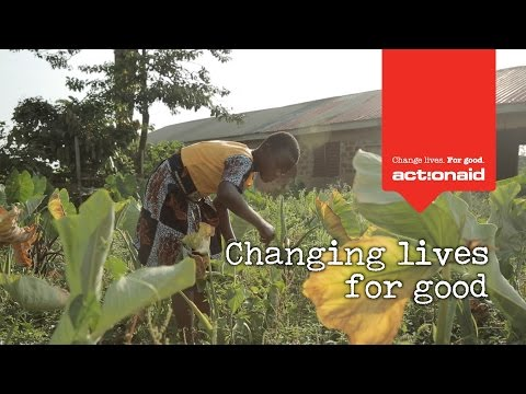 ActionAid - changing lives for good