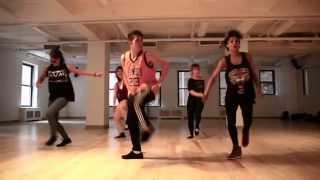 Ariana Grande ft. Mac Miller Choreography by Zach Hudson