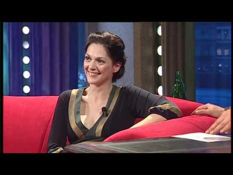 Jana Krause 15. 10. 2010  2. host Klára Issová