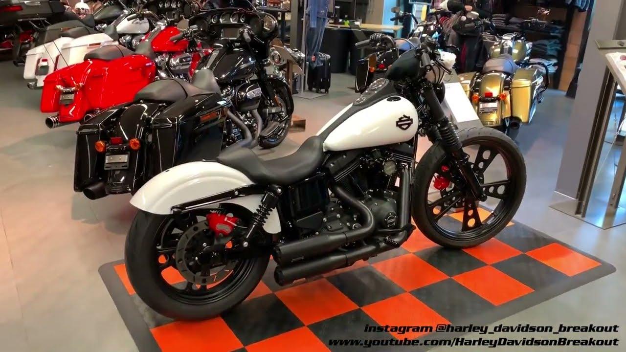 Harley-Davidson Different Models (Dealer visit 27 12 18)