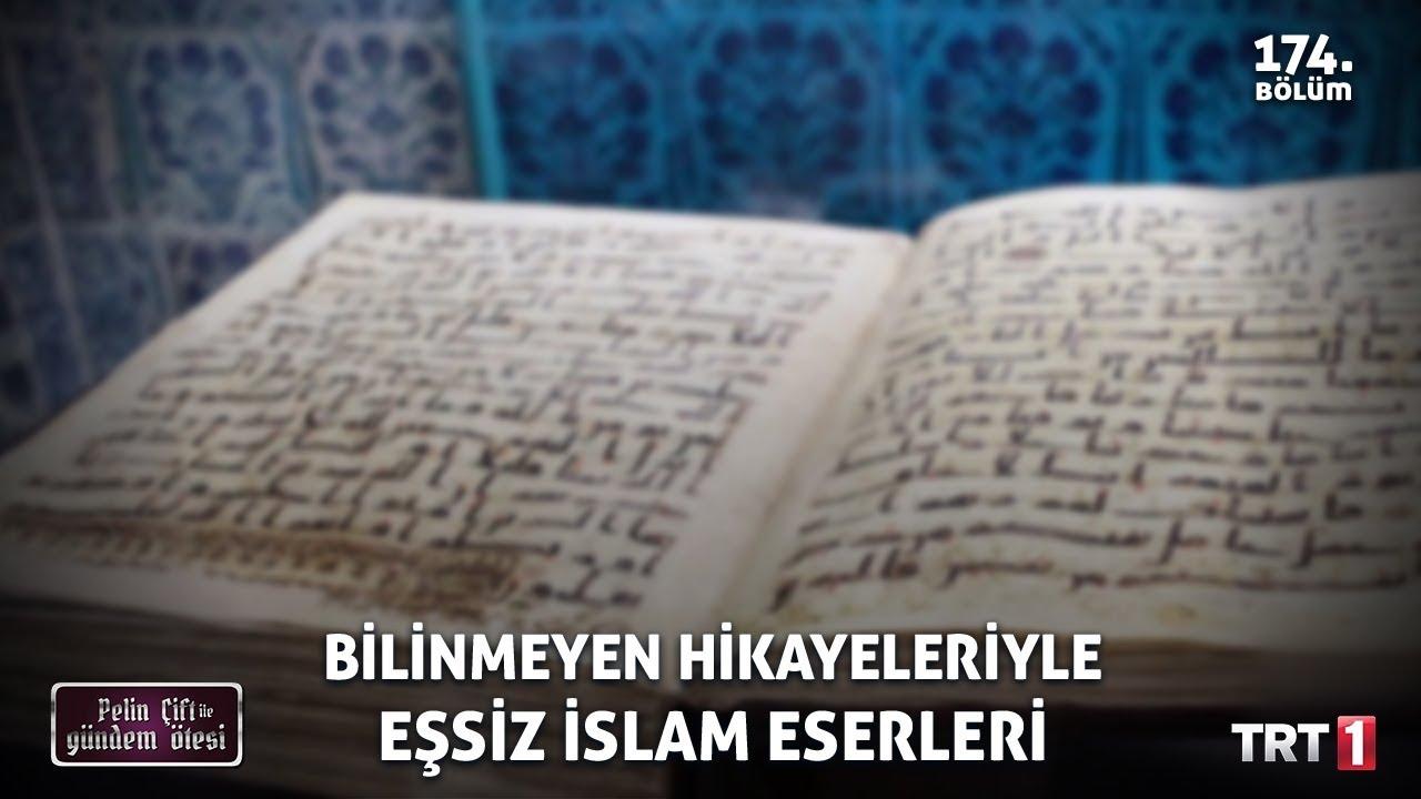 Coşkun Yılmaz  ile Türk-İslam Medeniyetinin Eşsiz Mirasları hakkında konuştuk.