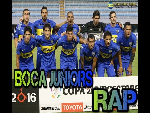RAP DE BOCA JUNIORS (porta)