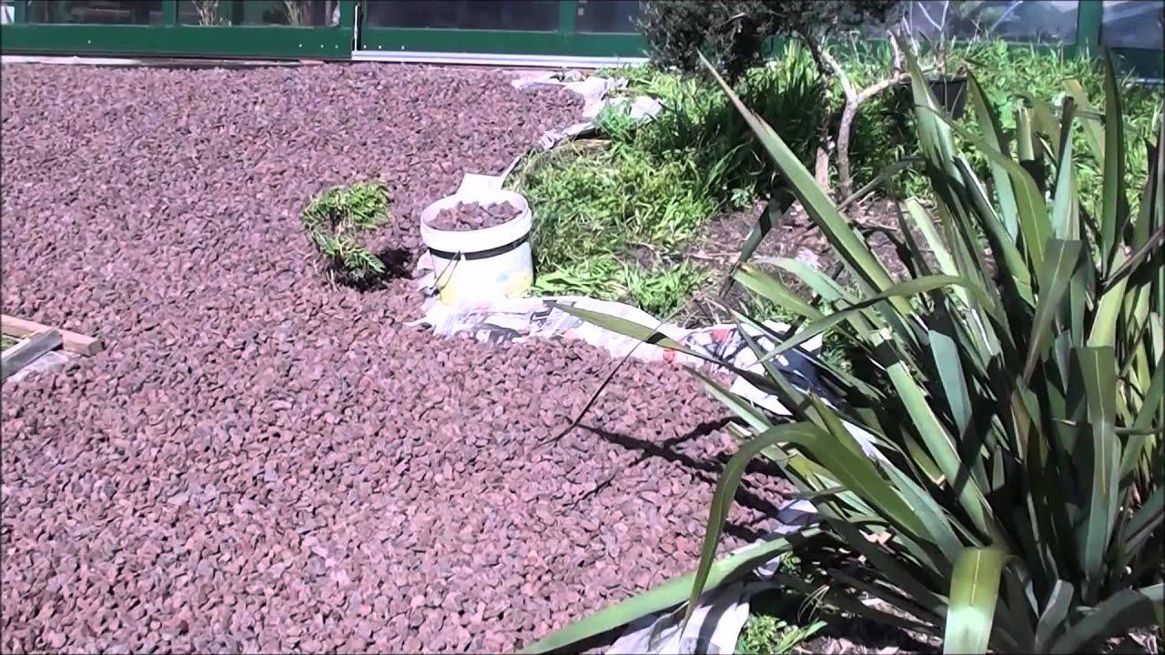landscaping swimming pool garden