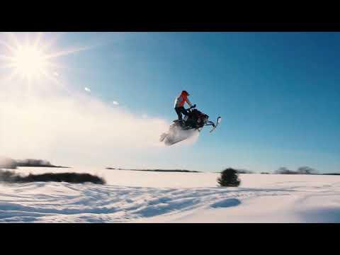 Тест-драйв снегохода Polaris Switchback XCR 2018