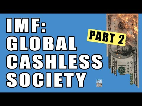 CASHLESS SOCIETY Has Already Begun! Capital Controls, Currency Devaluation! Here's How.