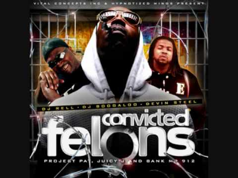 Girl After Girls Remix  Juicy J, Gucci Mane & Nicki Minaj Convicted Felons Mixtape