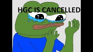 HotS is dead - HGC Cancelled