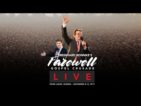 LIVE from Lagos! - Sunday Night Meeting (Part 2)