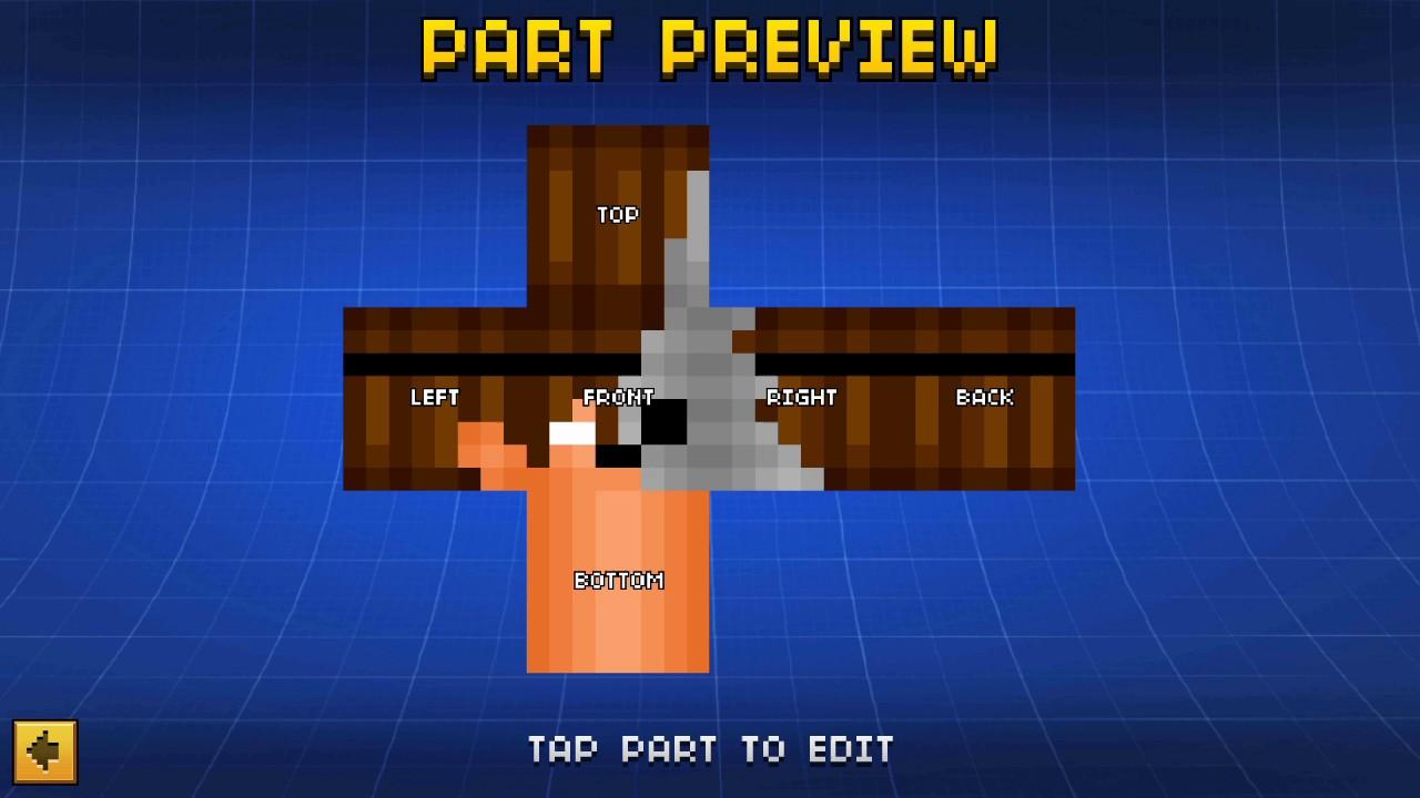 how to make a pro skin in pixel gun 3d