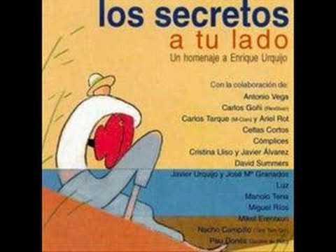 Hoy la vi (Enrique Urquijo y Los Secretos)