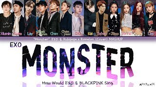 How Would EXO & BLACKPINK Sing