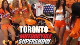 Bike Show 2016 - SPORT BIKES | Honda Kawasaki Yamaha BMW
