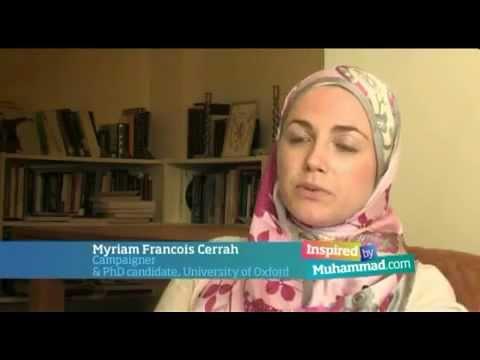 British Actress  Emilie Francois convert to Islam