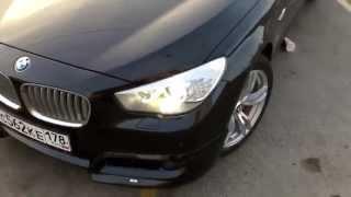 Новые катки на BMW 550i GT
