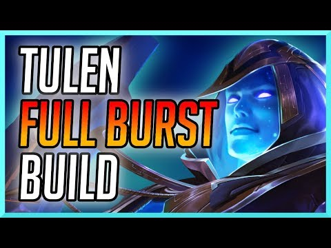 Aov Tulen Full Ap Burst Insane Stomp Arena Of Valor  Ed E C Ed