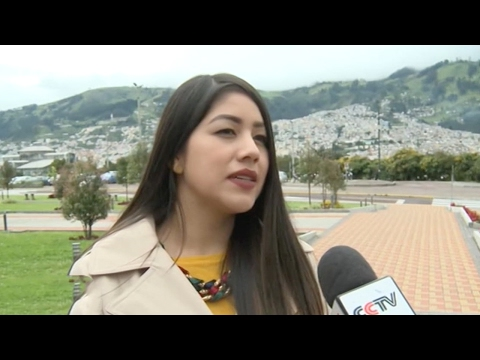 Ecuadorian voters' concerns: employment, education and security